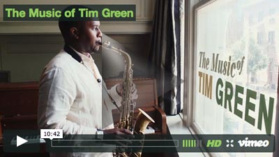 The Music of Tim Green